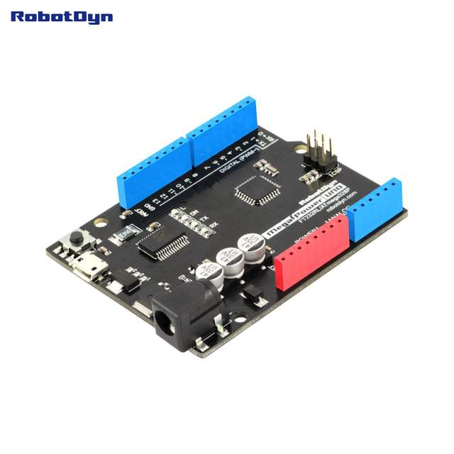 US $7 5 |MegaPower Uno ATmega328 R3, FTDI FT232RL, compatible for Arduino  Uno R3  Original mega328 and FTDI FT232RL chips -in Integrated Circuits  from