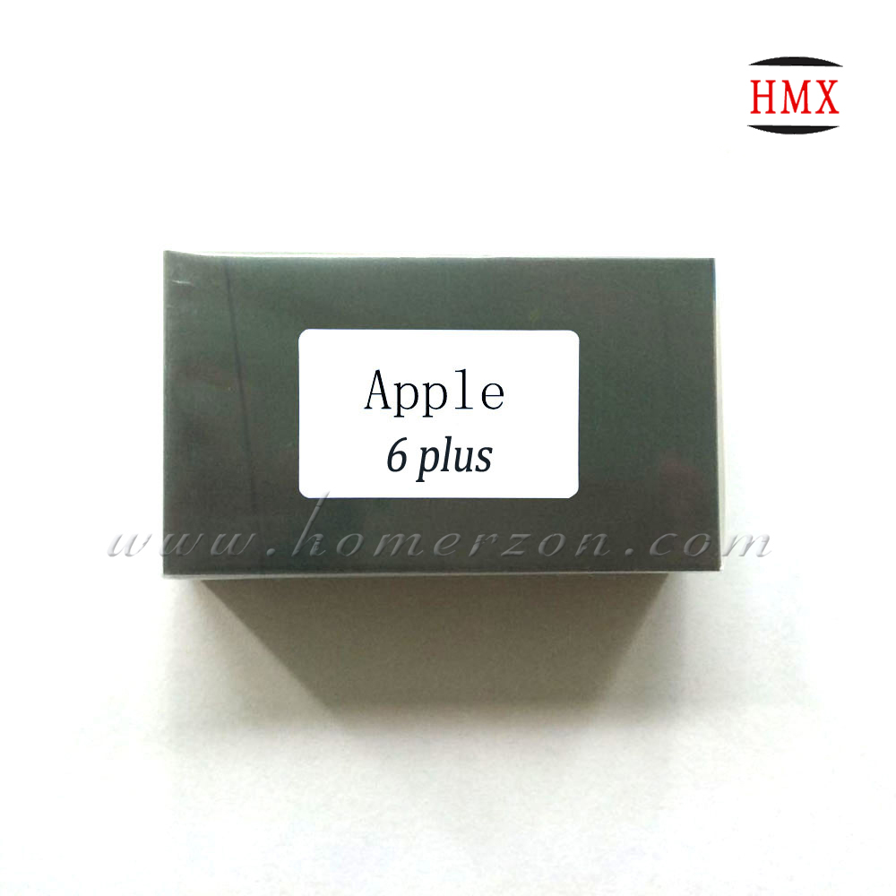 Hot Sale Original Lcd Polarizing Polarized Sheet Polarizer Film For Iphone 6 5 6s Plus 6plus 7g Touch Glass Refurbishment 10pcs Lot