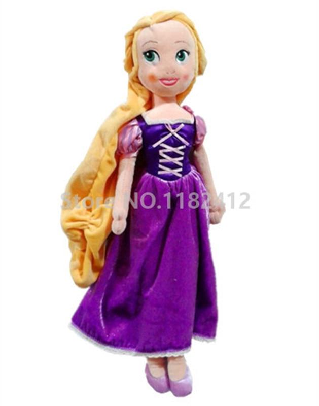 buy tangled rapunzel plush doll 52cm large rapunzel princess dolls for girls. Black Bedroom Furniture Sets. Home Design Ideas