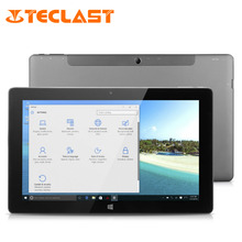 Teclast Tbook 11 2 in1 Ultrabook 10.6 Inch Windows10 & Android 5.1 Dual Boot Intel Trail Z8300 4GB RAM 64GB ROM Tablet PC