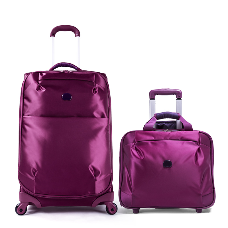 Delsey Travel Bag 24 18 Luggage Trolley Set Combination In Carry Ons From Bags On Aliexpress Alibaba Group