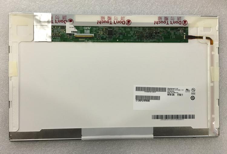 12.5 WXGA HD LED LCD For HP 2560p 2570p B125XW02 V.0 LTN125AT02 laptop lcd led screen lp116wh2 m116nwr1 ltn116at02 n116bge lb1 b116xw03 v 0 n116bge l41 n116bge lb1 ltn116at04 claa116wa03a b116xw01slim lcd