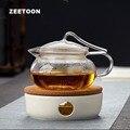Короткая теплая чайная плита  подсвечник для подогрева кофе  молока  грелка  подсвечник  аксессуары/держатель чайника  базовая полка  керами...