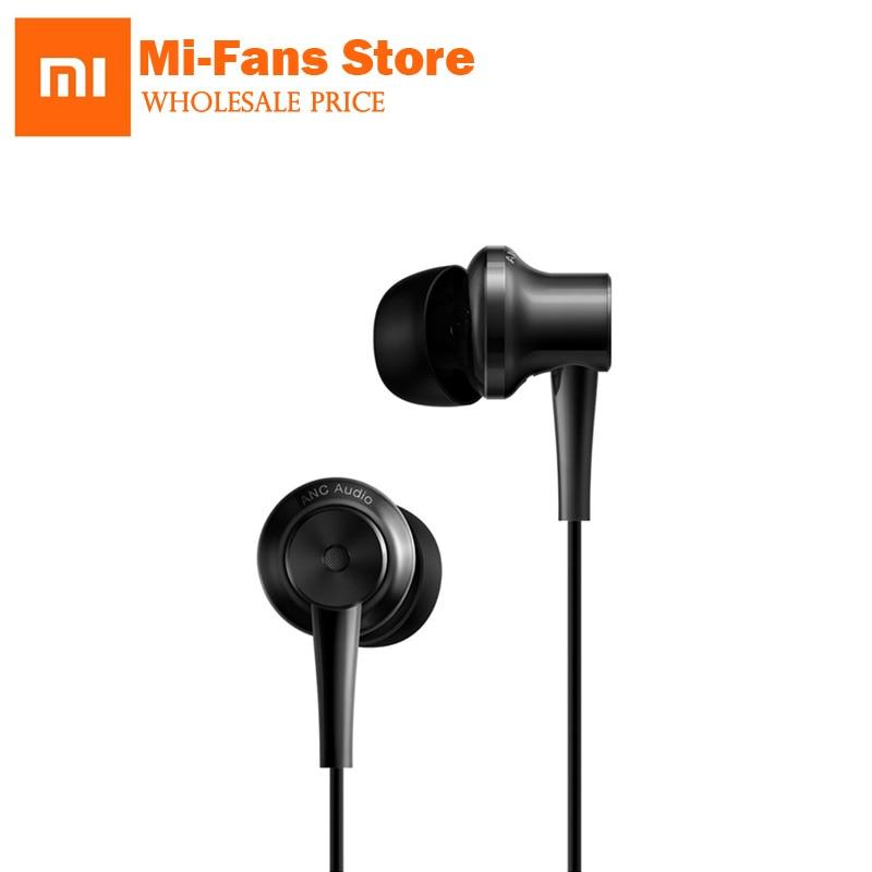 Original Xiaomi Earphones Hybrid Type-C Charging-Free Mic Line Control Sport Earphone for Xiaomi Mi6 MIX Note2 Mi5s Plus Mi5 original xiaomi hybrid pro hd earphone in ear hifi earphones mi piston 4 with mic circle iron mixed for xiaomi mi5 mi6 redmi 3