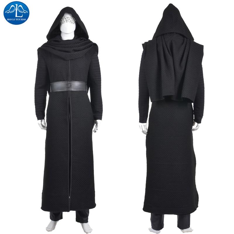 Star Wars Kylo Ren Zip Up Hoodie Costume Cosplay Size Kids 5