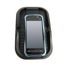Автомобильный Противоскользящий коврик для универсальной модели автомобиля коврик для телефона в коврике липкий Автомобильный держатель для мобильного телефона Автомобильный Органайзер