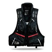 Brand DAIWA DAWA Detachable Breathable Life Jacket Life Vest Fishing Vest Fishing Clothing Fishing Clothes Tackle Flotation Vest
