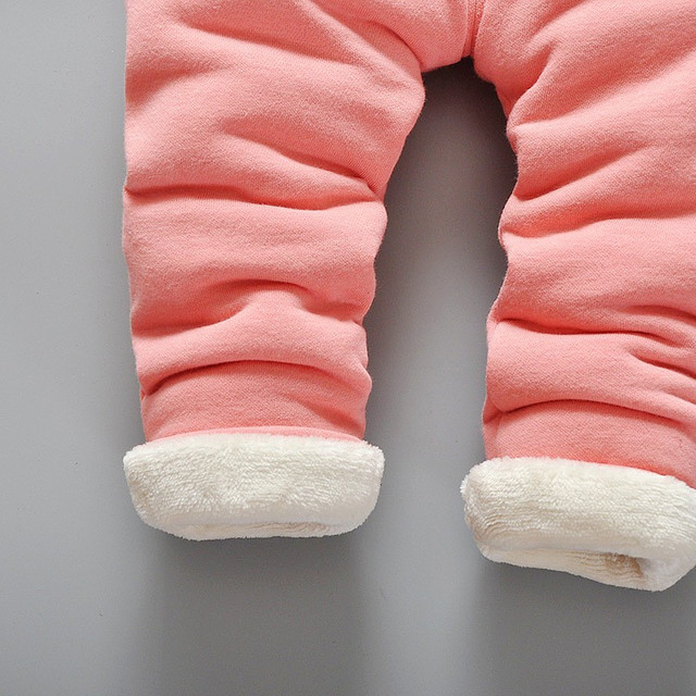 Autumn Winter Baby Girls Pants