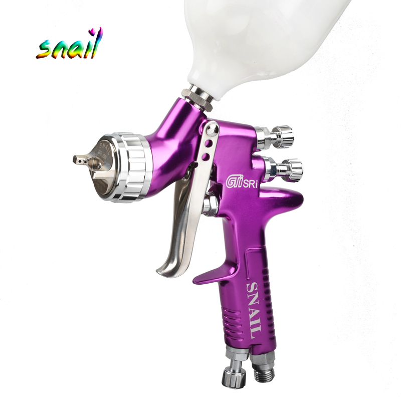 Professional environmental paint 1 3 spray gun HVLP spray gun TE10 car paint gun painted high