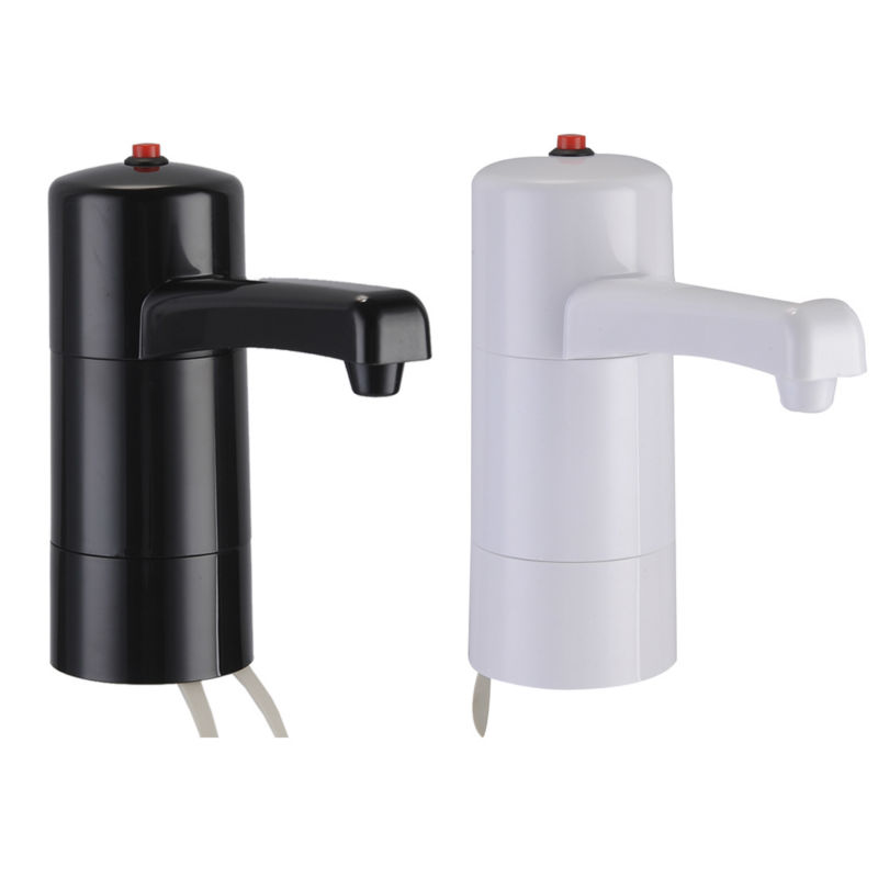 Water Bottles Convenient Dispenser Drinking Water Pump Water Suction Wireless Rechargeable Electric Drinkware Tools