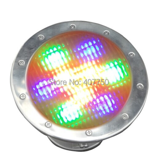 ФОТО free shipping to Oceania IP68 waterproof rgb led spot light9W Par38 led pool light 10pcs/Lot used for garden ponds and aquaria
