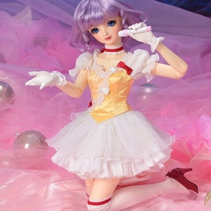 Image 4 - Creamy Mami bjd sd dolls 1/3 body model  girls boys eyes High Quality toys  shop resin Free eyes