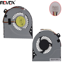 New Laptop Cooling Fan For ASUS k550 X750DP K550D K550DP Original CPU Cooler Radiator