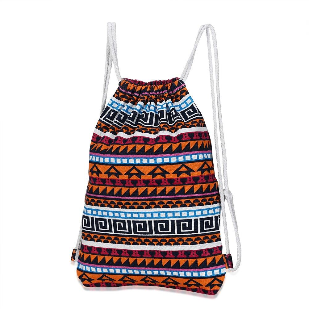 2140 P-54mm lienzo moda mochila para adolescentes Grils nuevo Casual mujeres mochila bolsa de viaje