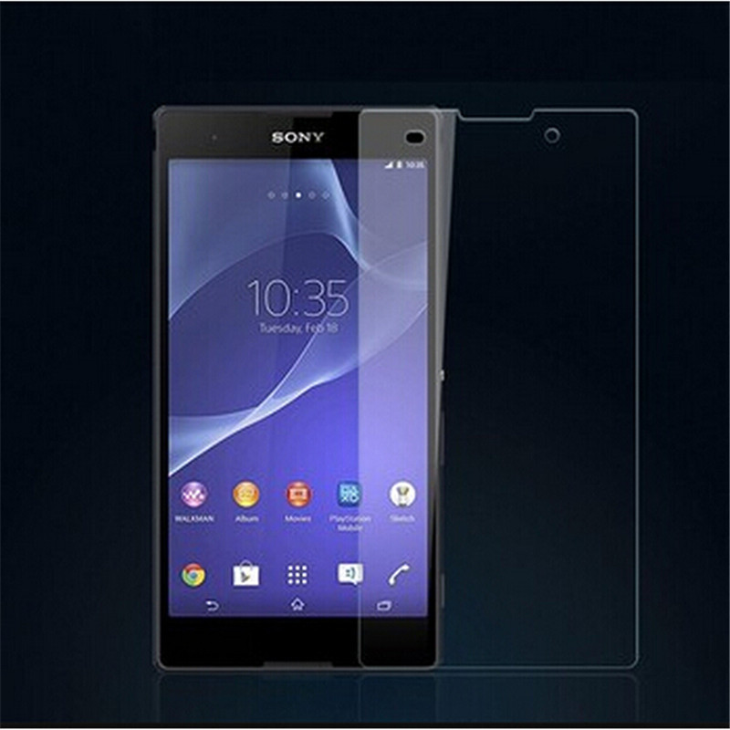 Premium Tempered Glass For <font><b>Sony</b></font> <font><b>Xperia</b></font> <font><b>E3</b></font> <font><b>D2202</b></font> D2203 D2206 Dual D2212 Screen Protector Protective Film Guard image