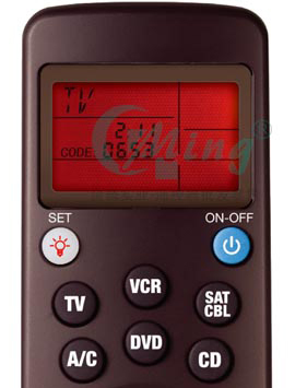 Universal remote control rm 991 for tv sat dvd cbl cd ac vcr universal remote control rm 991 for tv sat dvd cbl cd ac vcr learning for 6 nets in 1 equipment universal remote control in remote controls from consumer publicscrutiny Gallery