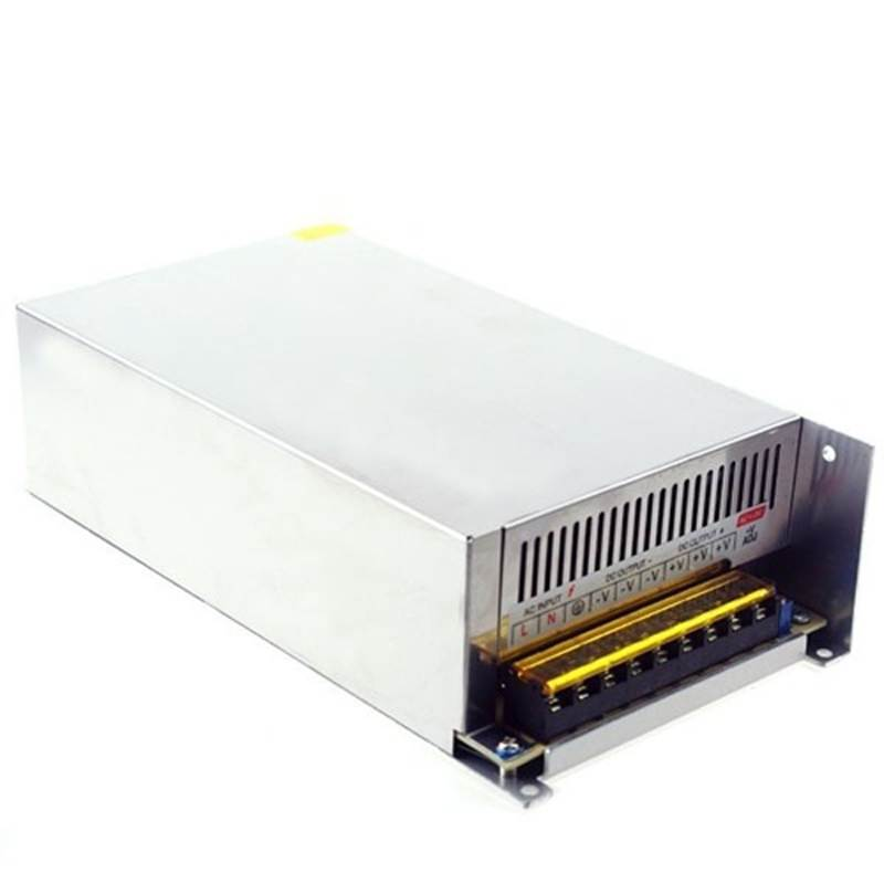 ALLISHOP Power Supply Switching 480W 24V 20A Switch Driver for CCTV camera LED Strip AC 100-240V Input to DC 24V Transformer best quality 12v 15a 180w switching power supply driver for led strip ac 100 240v input to dc 12v