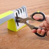 Vier Stufen Küche Messerschärfer, schere Wetzstein Haushaltsmesserschärfer Küche Werkzeuge