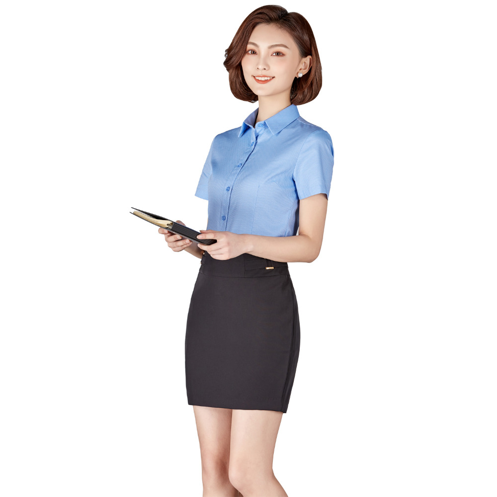 Women Skirt And Blouse Suits Office Clothes Business Formal OL Uniform Business Suits With Skirt Office Ladies Clothes Uniform