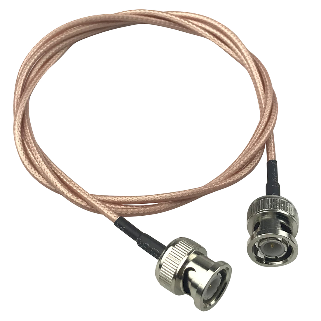 Image 3 - RG316 SDI Cable 50 Ohm BNC Male to BNC Male Video Coaxial Coax Cable for SDI Camera Security CCTV Camera DVR System/BMCC 1M/3FT-in Transmission & Cables from Security & Protection