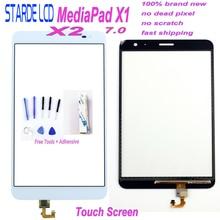 Starde for Huawei MediaPad X1 7.0 7D-501u 7D-501L 7D-503L X2 GEM-703L GEM-703LT GEM-702L Touch Screen Panel Digitizer Glass
