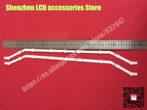 "Image 5 - 4piece/lot  9LED Backlight strip For Samsung 32""TV   2013svs32_3228N1_B2_09 Barra 9 LED Strip D3GE 320SM0 R2 UE32EH4003WX"