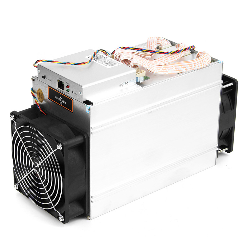 Newest 17 GH/s 1200W AntMiner Bitcoin Mining Machine With 93% efficiency Power Supply PC BTC LTC Dash Miner Machine D3