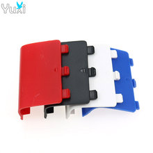 цена на YuXi 4pcs Black White Blue Red Battery Shell Lid Back Case Cover Door Replacement For XBox One Wireless Controller