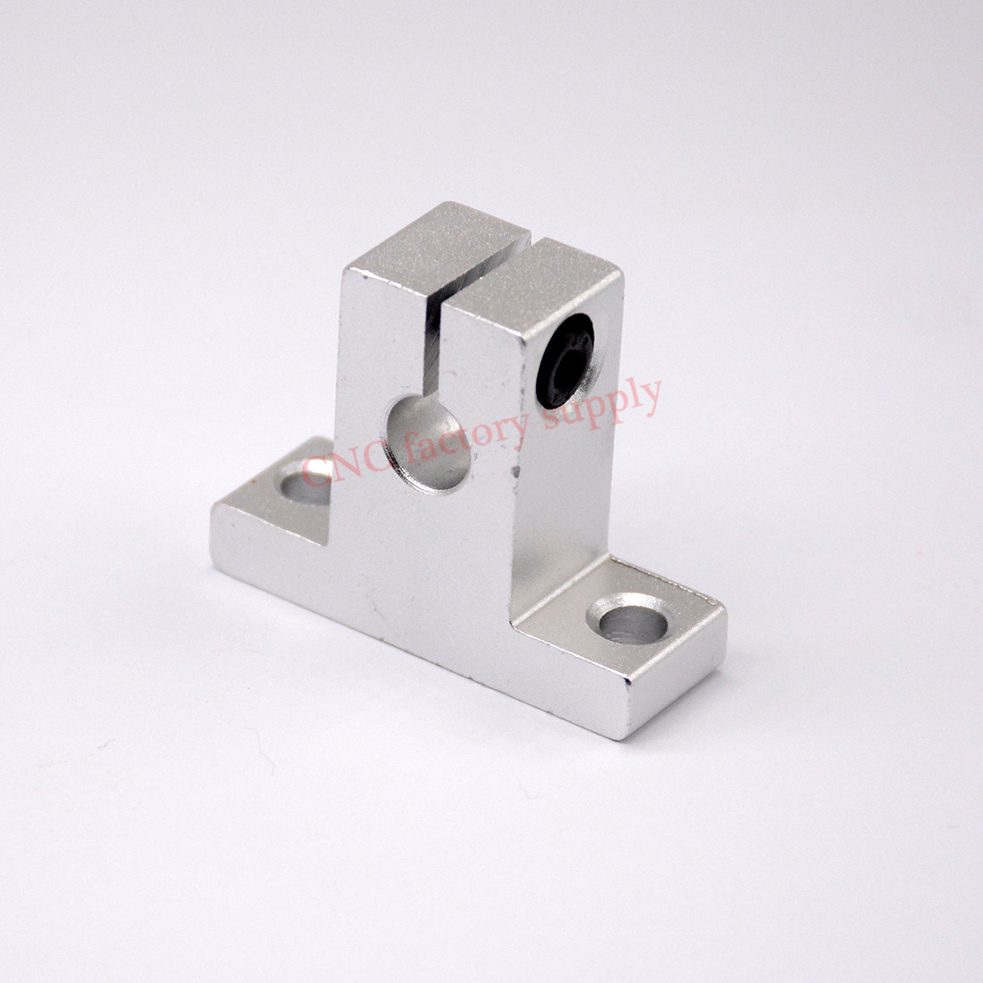 4pcs/lot Free Shipping SK35 35mm linear bearing rail shaft support XYZ Table CNC Router SH35A стоимость