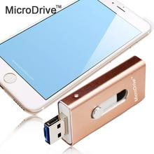 Mini USB Flash Drive Disk For iPhone iPad iPod Android Storage USB 2.0