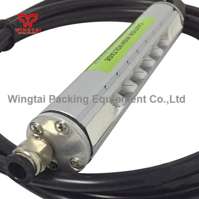 L800mm*L860mm Gravure Printing Used Static Eliminate Ion Bar With 7.0KV Transformer недорого