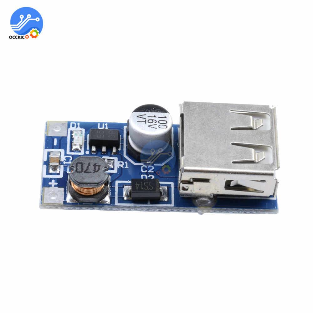 5V DC-DC booster convertisseur 0.9-5V à 5V batterie externe chargeur Module USB charge pour MP3 MP4 téléphone
