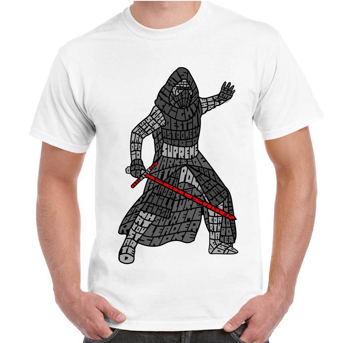 Star Wars a Maniche Corte T-shirt