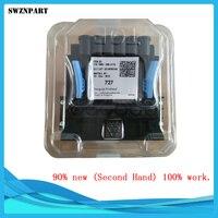 Second Hand Printhead For HP T920 T930 T1500 T2500 T3500 B3P06Y T970 For HP727