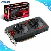 Asus EX RX580 2048SP 4G Graphics Cards 1168MHz 256Bit 4G GDDR5 PCI Express 3.0 16X 7000MHz Radeon RX580 Computer Video Cards