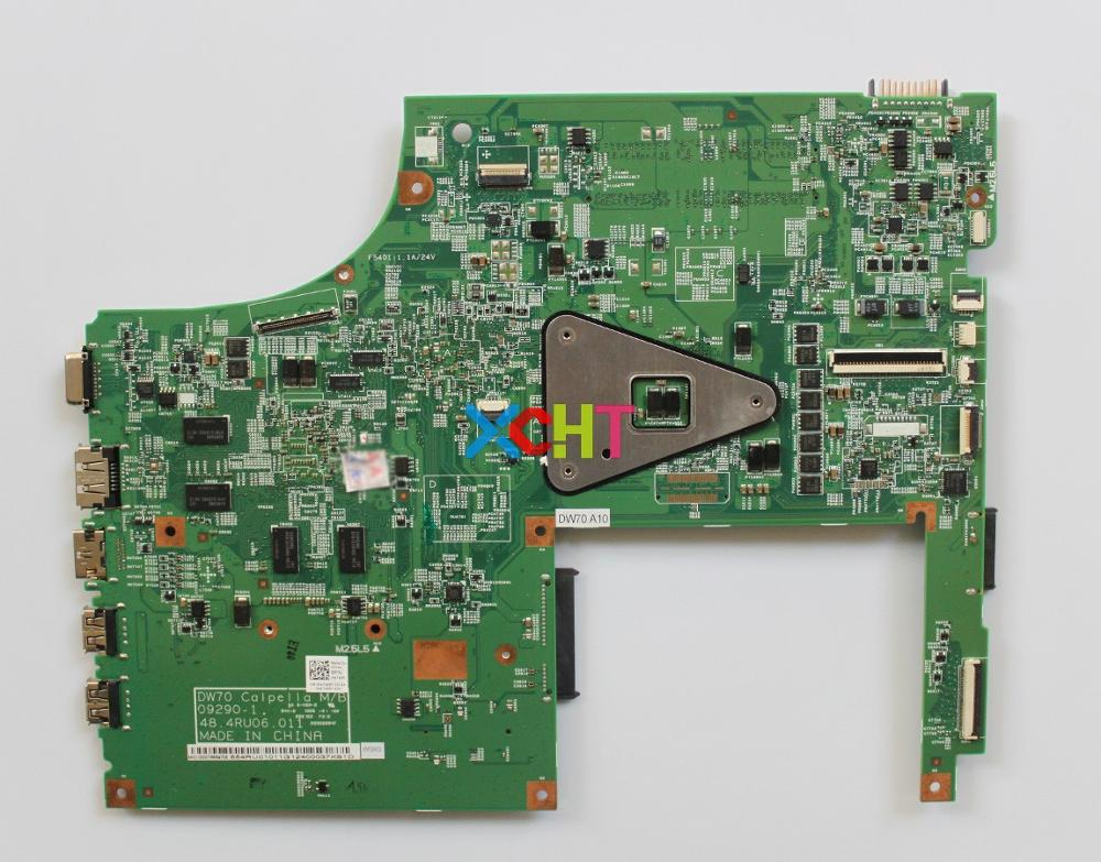 For Dell Vostro 3700 V3700 WTW8F 0WTW8F CN 0WTW8F 09290 1 48.4RU06.011 Laptop Motherboard Mainboard Tested & Working Perfect