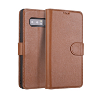 For Samsung Galaxy Note 8 Flip Case Litchi Pattern Genuine Cowhide Leather Wallet Mobile Phone Cover