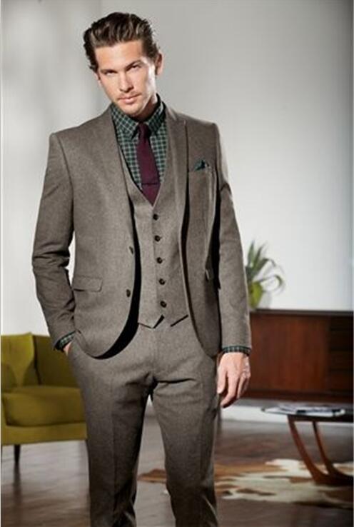 Tweed Mens Coat Promotion-Shop for Promotional Tweed Mens Coat on ...