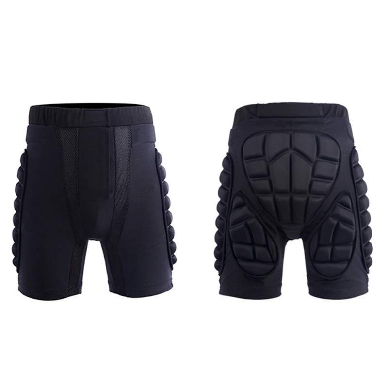 Skiing Racing Armor Pads Hips Legs Sport Pants For Men Skating Sports Protective Shorts For Snowboarding