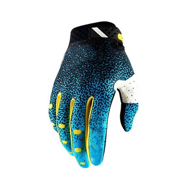 Cycling Gloves Full Finger Sport Shockproof MTB Bike Motorcycle Racing Gloves Man Woman Bicycle Sponge Long Finger Gloves Winter