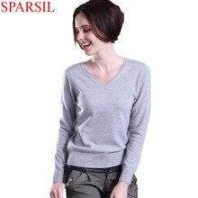 Женский пуловер Sparsil v/sweaters16 s/xxl
