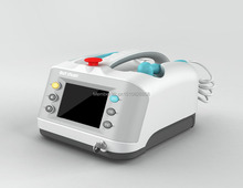 Pain relief LASER THERAPY INSTRUMENT with 650nm and 808nm and 2 probes for the PAIN RELIEF THERAPY, SPORT INJURIES