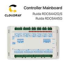 Ruida Mainboard for RD6445G RDC6442G RDC6442S Co2 Laser Controller for Laser Engraving and Cutting Machine RDC 6442 6442G 6442S - DISCOUNT ITEM  5% OFF All Category