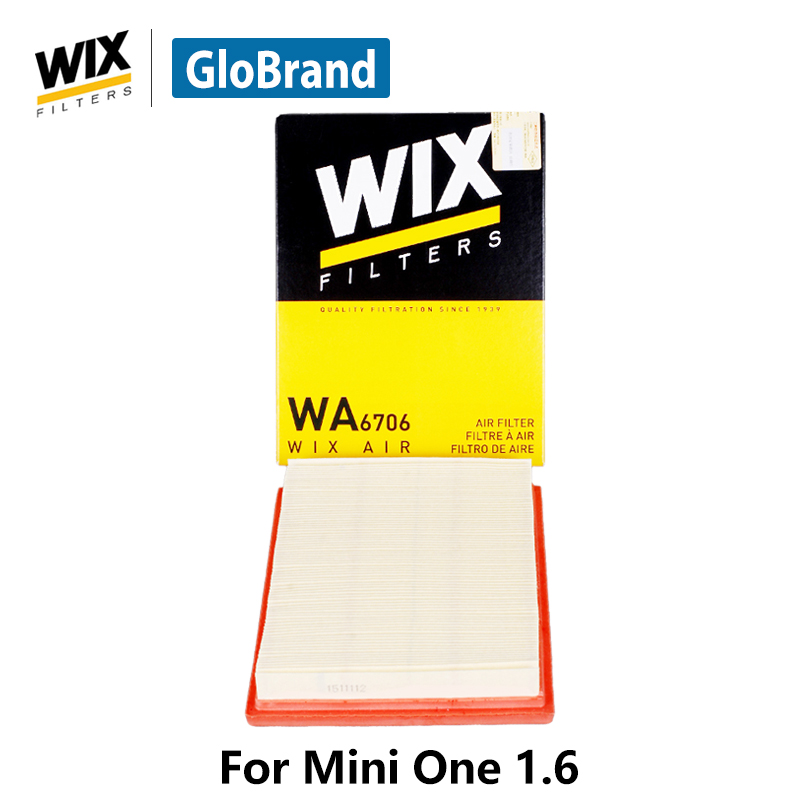WiX car air Filter WA6706 for Mini One 1 6 auto part-in Air