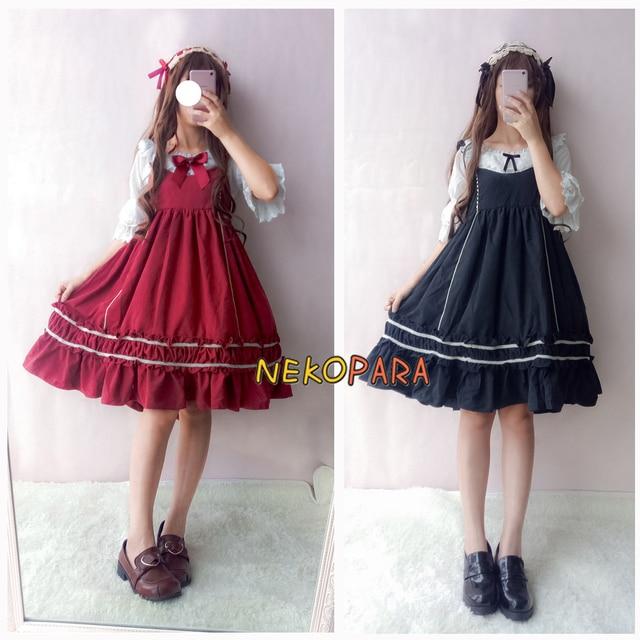 Cute Dark Dresses