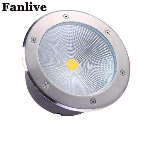 6 pcs lote 20w cob alta qualidade de iluminacao ao ar livre conduziu a luz