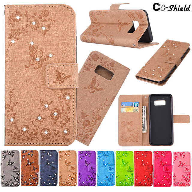 Case for Samsung Galaxy S8 S 8 Plus SM G955 G955A G955F G955S G955U SM-G955F SM-G955A SM-G955U SM-G955S Wallet Case Phone cover