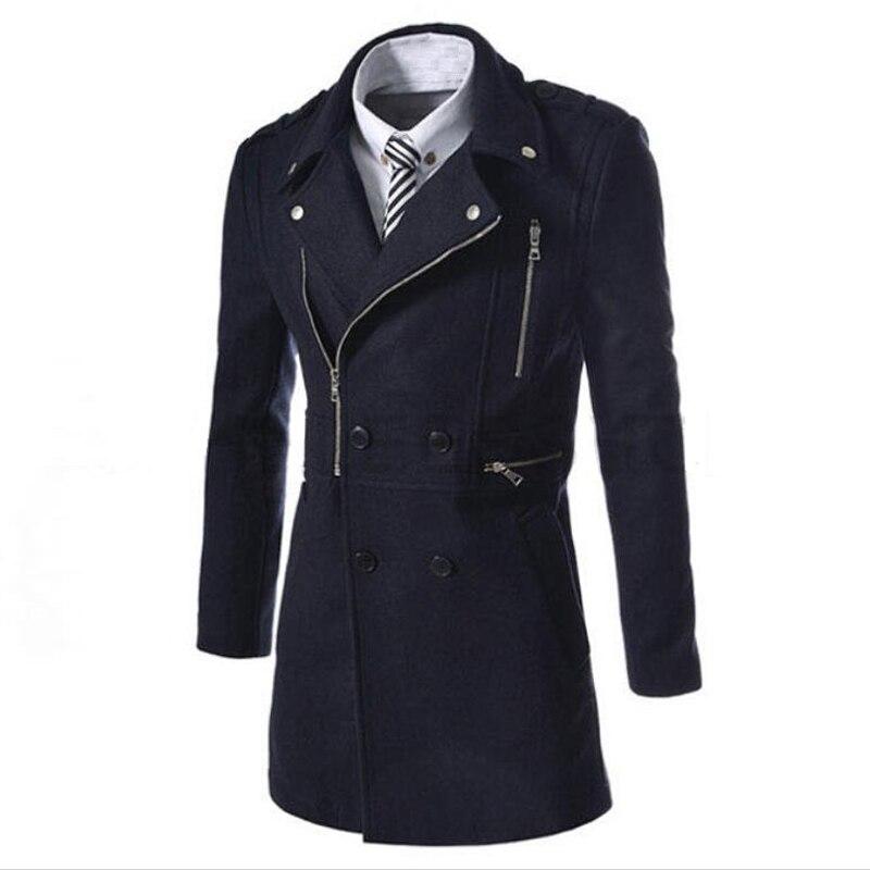 Popular Mens Designer Pea Coats-Buy Cheap Mens Designer Pea Coats ...