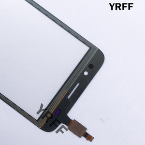 Image 4 - Vetro Dello Schermo di tocco Panel Digitizer Per Huawei Y3 2017 CRO U00 CRO L02 CRO L22 Touch Screen Touchscreen Sensore Lente Frontale In Vetro
