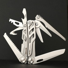 New Multifunctional Tools Plier Outdoor Camping Multi Tool Folding Knife Scissors EDC Multi-purpose Stainless Steel Home